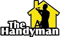 HANDYMAN SERVICES - ODD JOBS - LOW-COST