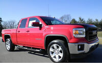 """20"""" sierra rims and 275 55 20 tires - 2015 takeoffs"""