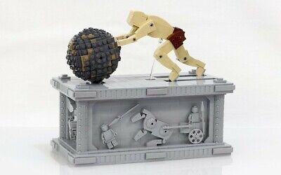 LEGO JK Brickworks Sisyphus Automaton (Non-Motorized)