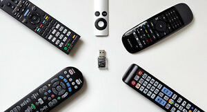 Use any Remote with your Media Center