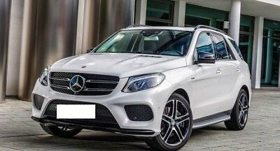 Chiptuning Mercedes GLE 63 AMG 585PS auf 660PS/1100NM Vmax offen! C292 430KW V8T