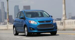 Ford C-Max in Candy Blue Wanted!