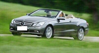 Chiptuning OBD Mercedes SL500 R230 388PS auf 415PS VMAX 250 offen 285KW USA RRR
