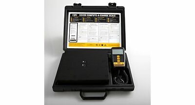 Cps 220 Lb Compute-a-charge Refrigerant Scale Cc220