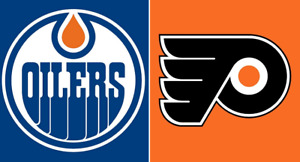 Edmonton Oilers VS Philadelphia Flyers