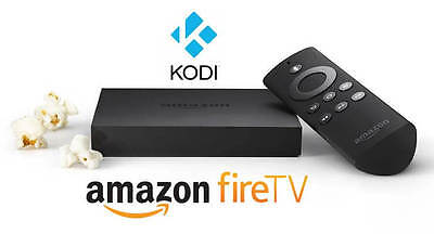 Amazon Fire TV BOX Quad Core 4K KODI-17.3 Digital HD Media Streamer