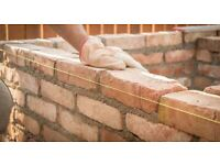 Wanted self employed bricklayer / skilled labourer