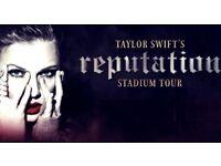 Taylor Swift - Reputation Tour - Wembley