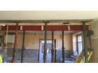 LOW COST STRUCTURAL STEEL BEAM CALCULATIONS. Anywhere in the UK.