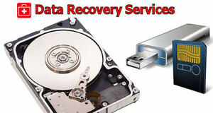 Data recovery for Windows laptops and computers