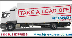 BJs Express Moving & Storage Forest Lake Brisbane South West Preview