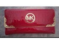 M K LADIES Clutch purse