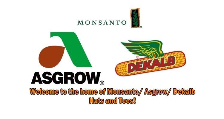 Monsanto Dekalb Asgrow Hat Store
