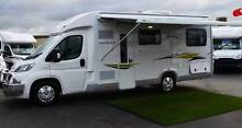 NEW AVAN OVATION M5 FIAT - ELECTRIC BED - DIESEL HEATER - TOW BAR Wodonga Wodonga Area Preview