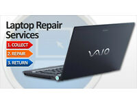 PC & Laptop Repair Services