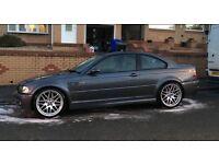 BMW 19 Inch CSL 5x120 E46 19x9.5 19x8.5 ET32 Rears