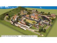 Hachette Your Model Railway Village