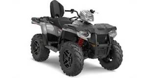 2018 POLARIS SPORTSMAN 570 SP TOURING FREIGHT AND SETUP INCLUDED