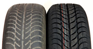 OAKVILLE WINTER TIRES - USED TIRES 14 15 16 17 18 19 20 21 22 ❂