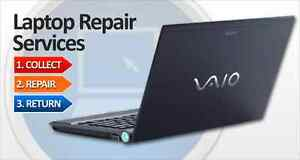 LAPTOP REPAIR! SPECIAL BACK TO SCHOOL PRICES!