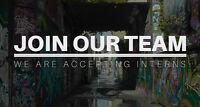 The Plaid Zebra's Toronto Office is looking for interns