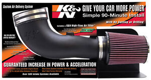 K&N FILTERS AND AIR INTAKE SYSTEMS Cambridge Kitchener Area image 1