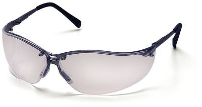 Pyramex V2 Metal Safety Glasses with Clear Lens ANSI Z87