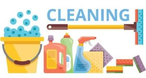 Student cleaning job!