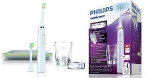 Philips Sonicare DiamondClean Rechargeable Sonic Toothbrush, Whi Cambridge Kitchener Area image 1