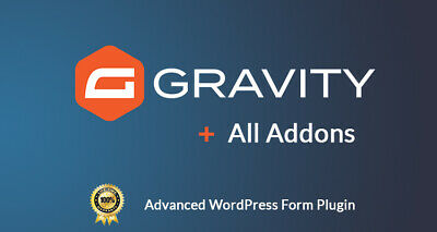 Gravity Forms All Add-ons Advanced Wordpress Form Plugin Lifetime Update