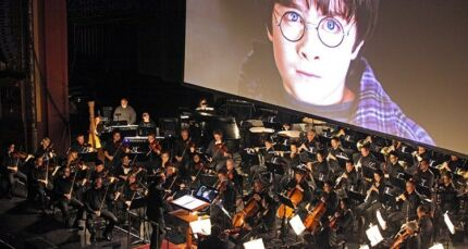 Harry Potter and the Philosopher's Stone with MSO
