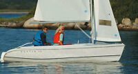 Hunter 15 sailboat