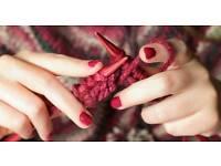 Knitting or Crochet lessons