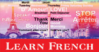 French Conversation Classes