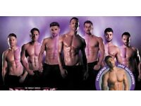 Dreamboys and Jake Quickenden