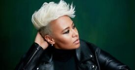 2 x Emeli Sandè tickets Aberdeen Saturday 14th October AECC (standing) £70 for both