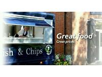 New Forest Fish and Chip van business for sale