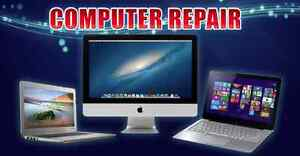 Computer Repairs, Virus Removal, Pc Service, Free Estimates