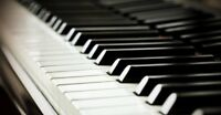 Piano lessons (7-18 years of age)