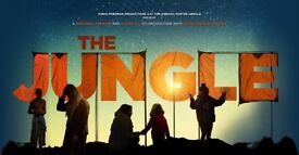 THE JUNGLE - x1 ticket £30 - TONIGHT (30TH AUGUST @ 7:30) - great seat!