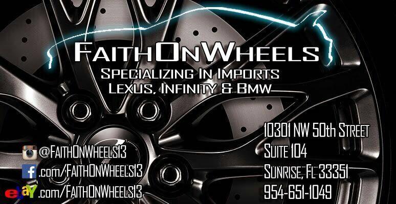 Faith On Wheels