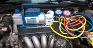 Air Conditioners Automotive Clinic Mobile Service