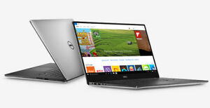 """Dell Xps 15"""" i7 2017 MODEL 4K TOUCH 3840x2160HD 3200$"""