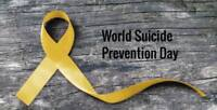 World Suicide Prevention Day-Oxford County Ontario