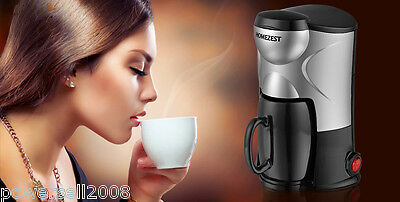 Stainless Nerve High Quality Electric Coffee Maker Machine Drip Coffee Maker Pot