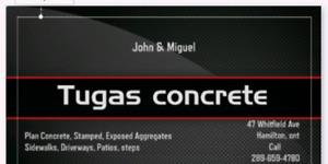 Tugas concrete