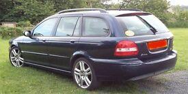 Jaguar X-type Estate Sport 2.2D non-runner