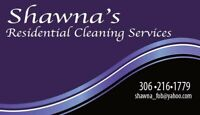 Shawna's Residential and Office Cleaning Services