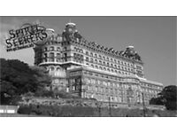 Ghost hunt at grand hotel (Scarborough) with Spirit seekers