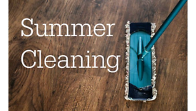 Belfast cleaning slots available